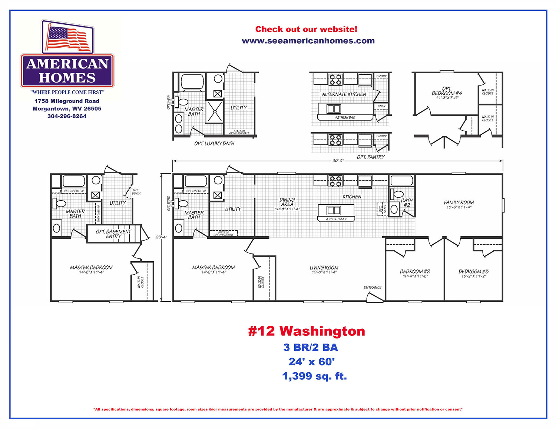 Washington american homes for American home builders washington