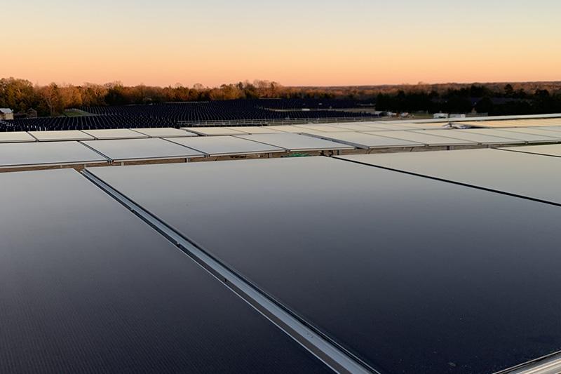 Utility Scale Solar - Display Photo