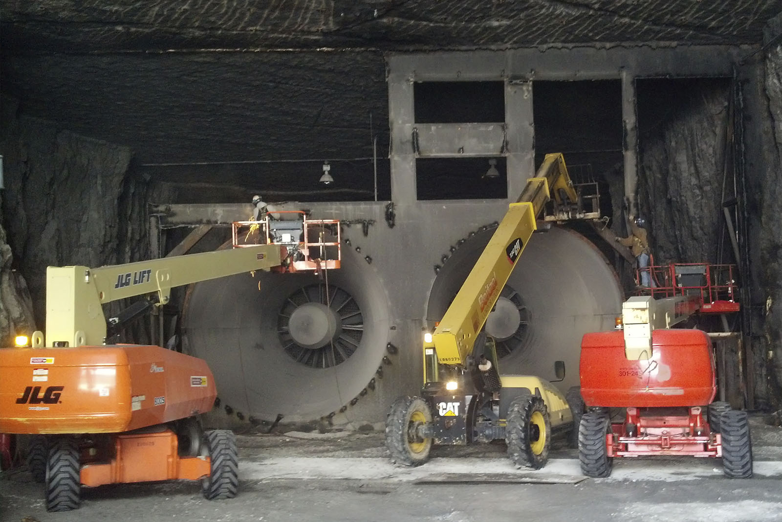 Industrial Construction Image