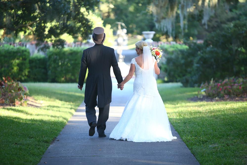 Wendy + Fran Wedding at Brookgreen Gardens, Live Oak Allée & Pegasus Statue – Thumbnail