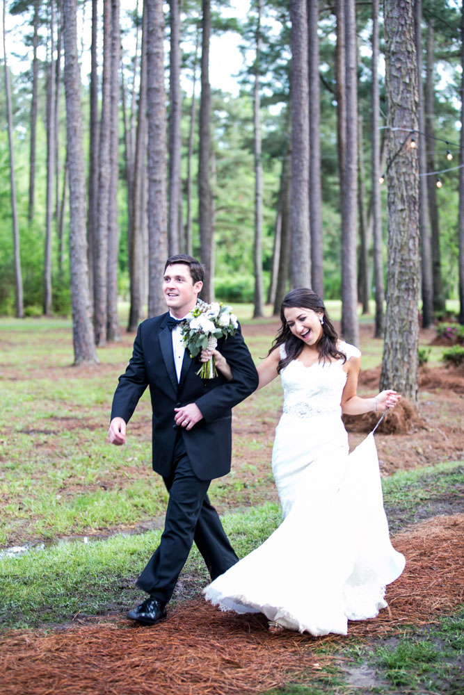 Beth + Travis Wedding at Groom's Family Farm, Conway SC – Thumbnail