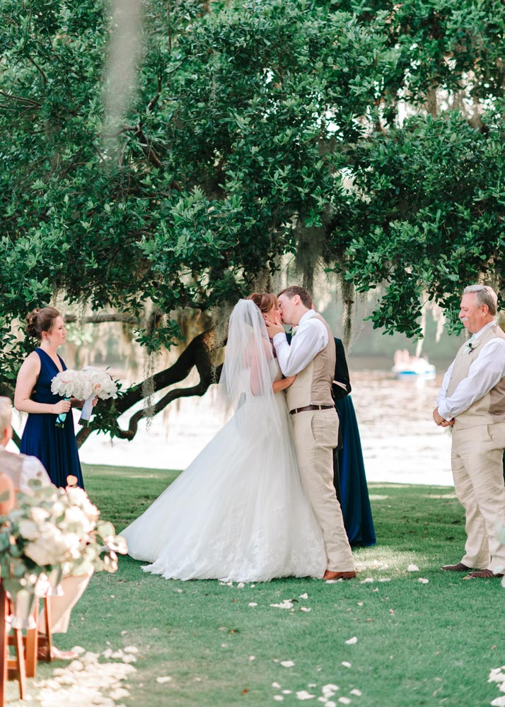 Kati + Denton Wedding at Wachesaw Plantation – Thumbnail