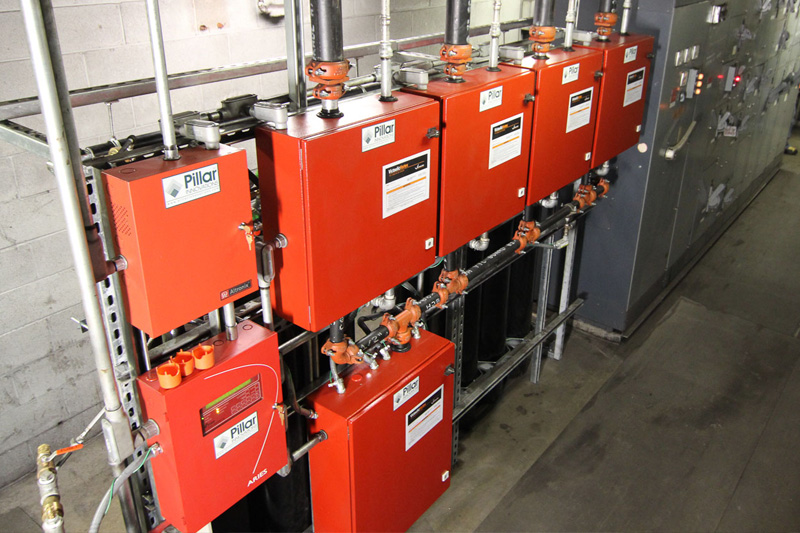 Fire Protection - Display Photo