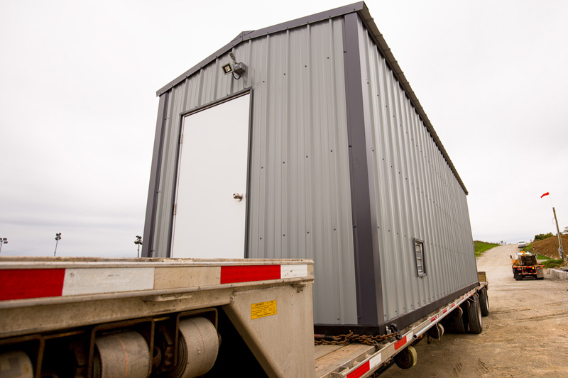 Manufactured Buildings - Display Photo