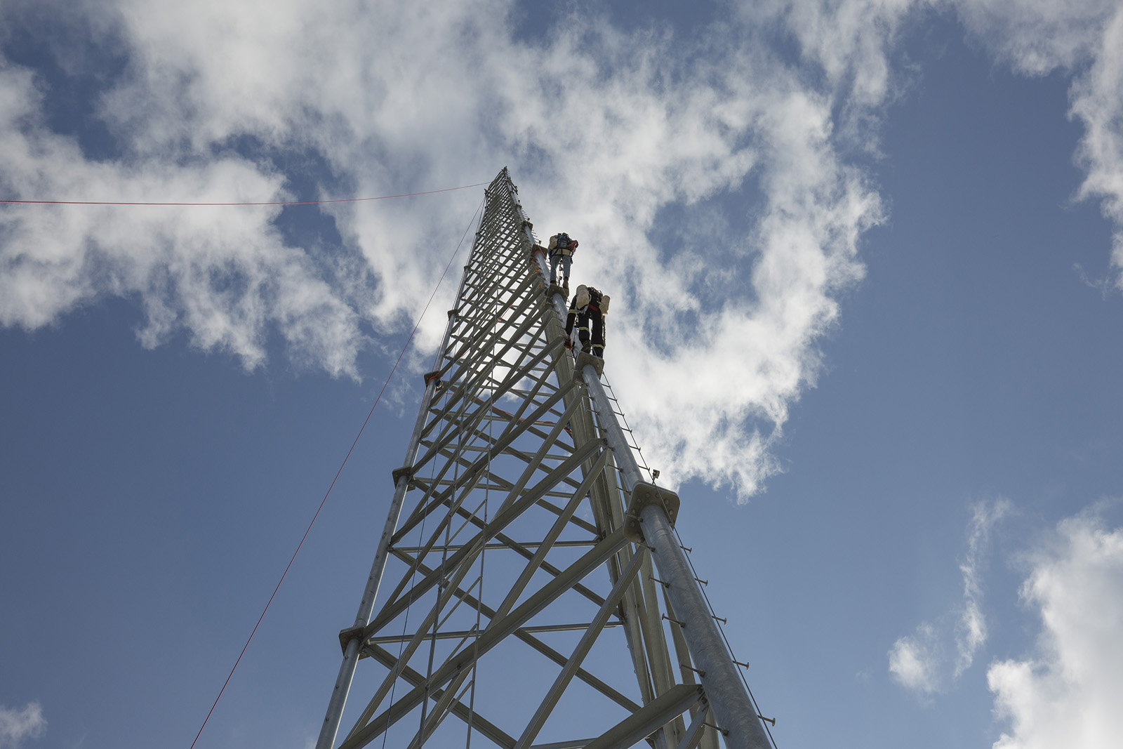 Towers - Display Photo