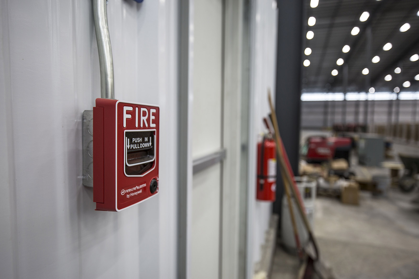 Fire Alarms Image