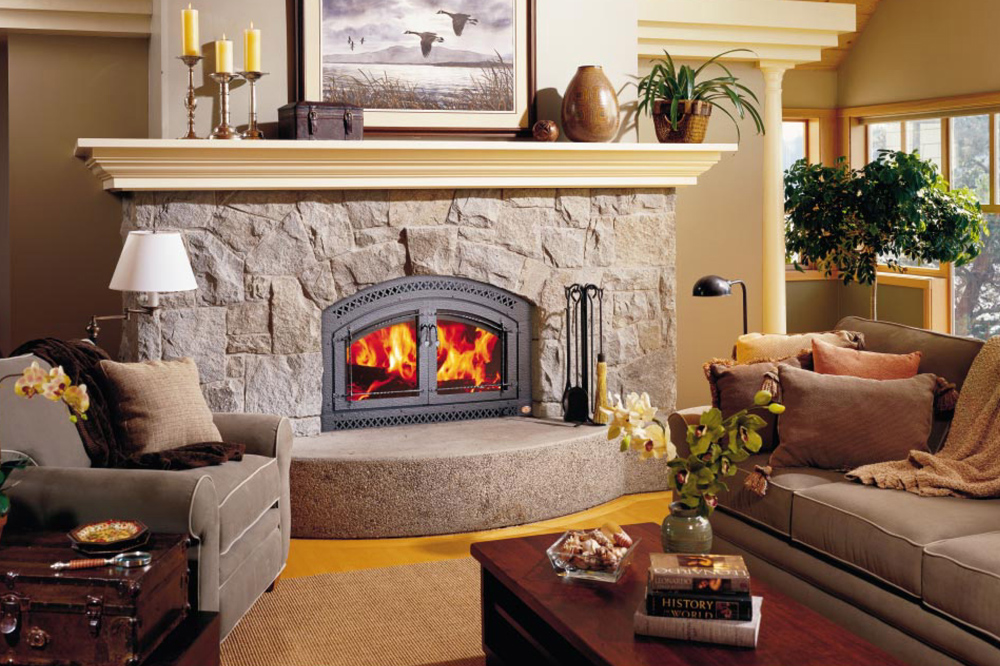 Fireplaces Stoves Rustic By Design