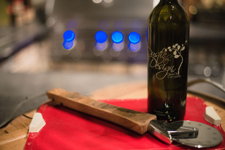 Gourmet Olive Oils & Vinegars - Image