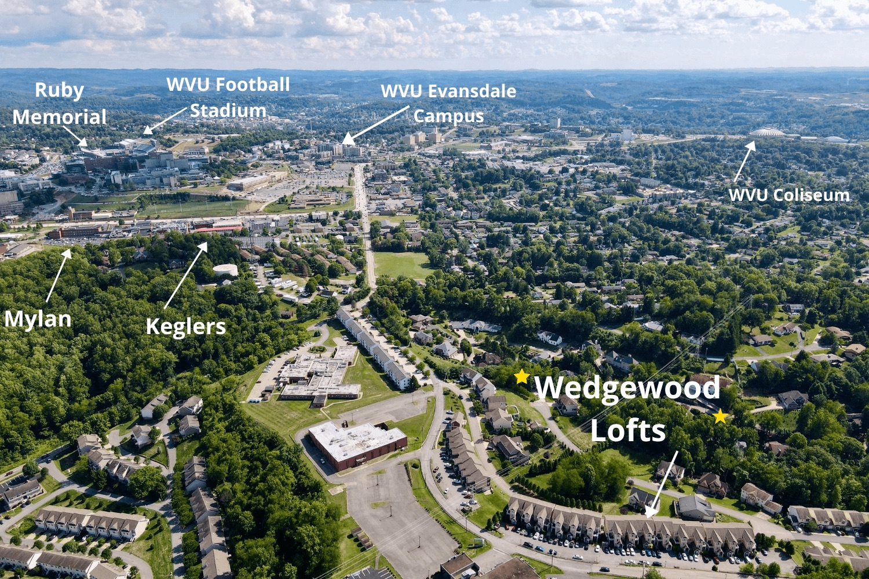 Wedgewood Lofts - location photo