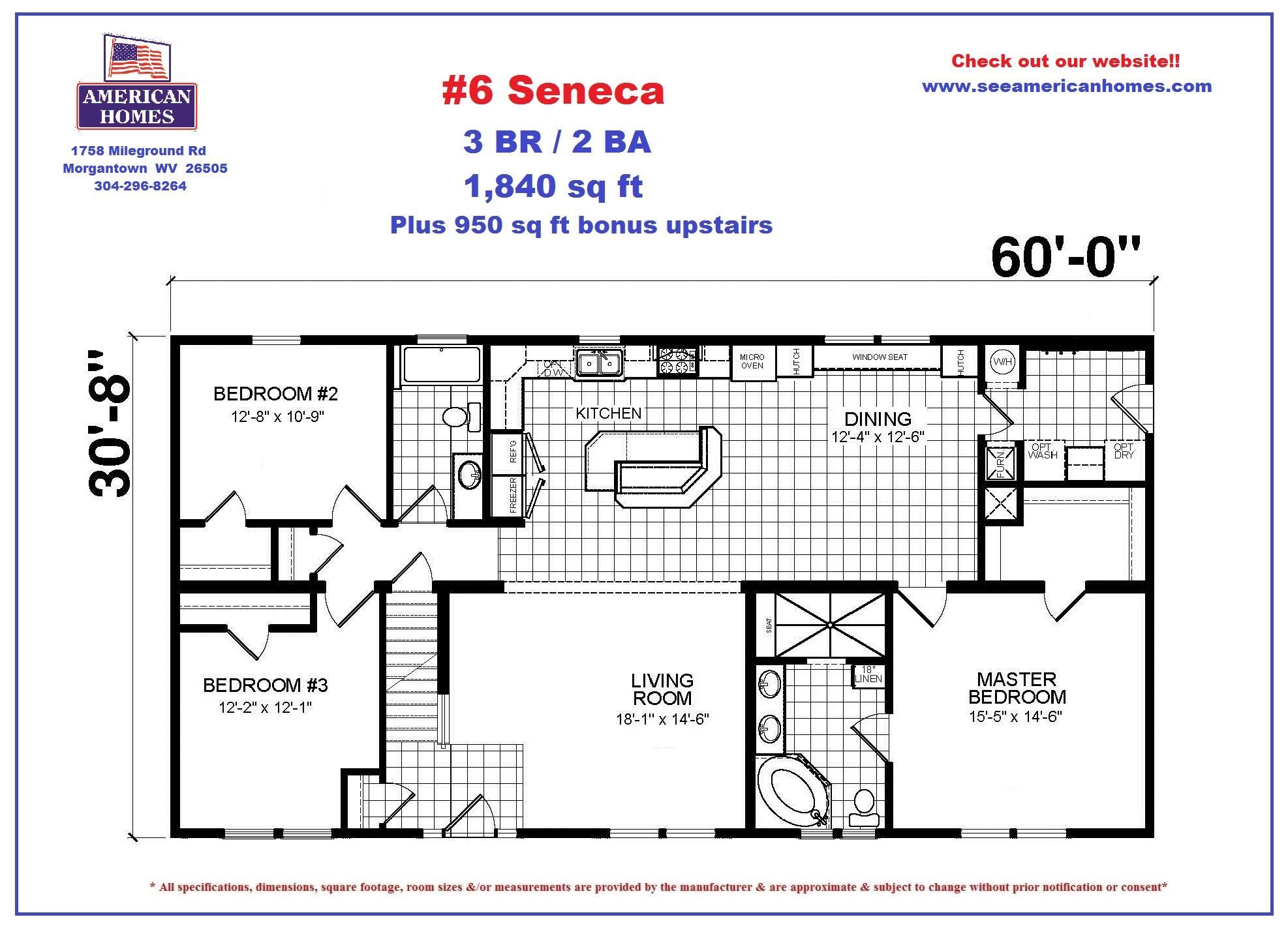 Seneca   American Homes