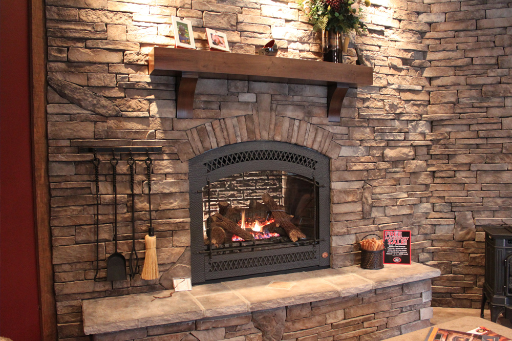 Fireplaces Amp Stoves Rustic By Design